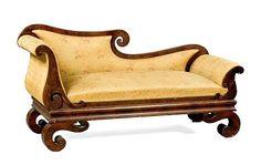 England - late Georgian sofa