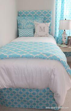 Inspire Urself | Sorority and Dorm Room Bedding