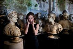 Italy | Steve McCurry (Isabella Ragonese)