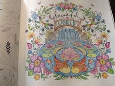 From Joyous Blooms To Color Adult ColoringColoring BooksDoodle Art