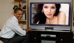 Valia Kakouti Miss Universe Greece 2004 watch live Obama