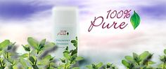 100 Percent Pure Deodorant Peppermint Review