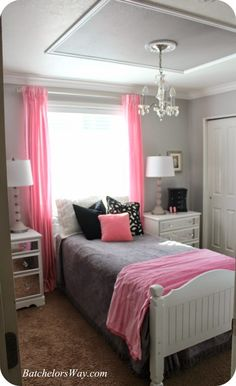 Batchelors Way: Glamorous Room on a Budget Reveal