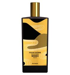 Italian Leather de Memo http://www.vogue.fr/beaute/shopping/diaporama/parfums-d-evasion/16927/image/896006#!italian-leather-de-memo
