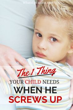 This was such a powerful reminder to me as a mom about needing to be forgiving and giving of grace to my children! I really needed to read this parenting tip today. Parenting Articles, Parenting Advice, Kids And Parenting, Good Day Song, Christian Parenting, Mom Advice, Screwed Up, Kids Health, Family Kids