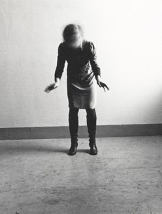 Francesca Woodman, Space2 Providence, Rhode Island 1975-1978