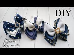 Making Hair Bows, Diy Hair Bows, Diy Bow, Baby Hair Bands, Hair Bow Tutorial, Boutique Hair Bows, How To Make Ribbon, Diy Hair Accessories, Dog Dresses