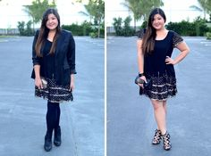 Catching up with past outfits! What I wore for the company Christmas Party!