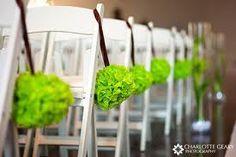 Wedding Inspirations: Black and Lime Wedding