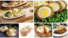 Как необычно приготовить яйца?   Необычные способы приготовления яиц.