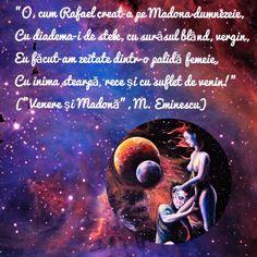 "Versuri ""Venere si Madona"", Mihai Eminescu... Sublim! *** ""Mars and Venus"" painting from the series ""Life in the Galaxy"", Albach Artsiom www.artfido.com #eminescu #mihaieminescu"
