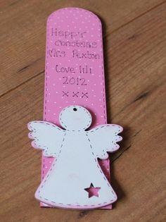 Teachers Christmas Bookmark £3.95