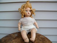 mine.. Creepy Doll / Collectable Doll / Composition by assemblage333
