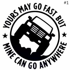 Yourart Vinyl Car Sticker Funny Van Trunk SUV Pickup OFF ROAD Car Stickers and Decals for Jeep Nissan Ford Toyota. Jeep Decals, Truck Stickers, Body Stickers, Funny Stickers, Vinyl Decals, Decals For Cars, Cool Car Stickers, Jeep Wrangler Stickers, Wall Stickers