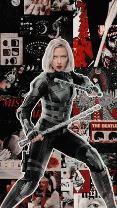Black Widow Winter Soldier, Black Widow Movie, Black Widow Scarlett, Black Widow Natasha, Natasha Romanoff, Marvel Films, Marvel Art, Marvel Avengers, Scarlett Johansson