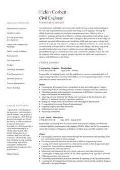 Find The Green Functional Resume Template On WwwCvfolioCom