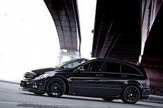 wald bison 1 0 Mercedes Benz R Class Gets WALD Black Bison Makeover
