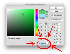 Can You Guess These Colors' HEX Codes | 7/7 BAHAHA ALL THOSE HOURS SPENT USING PHOTOSHOP HAVE FINALLY PAID OFF ;D