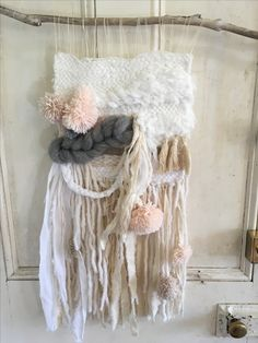 Elena davenport - wall weaving #4