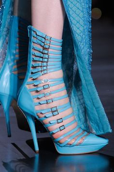 Versace at Couture Fall 2012 (Details)