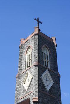 Church of St. Theresa, New York, New York www.stephentravels.com/top5/clocks