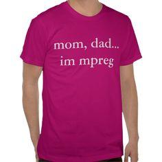 mom, dad... im mpreg $27.95