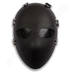Gitterschutz Maske im Ballistic Style   #shootclub #airsoft #softair