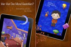 iPad Kinderbuch App - Wer hat den Mond gestohlen 26