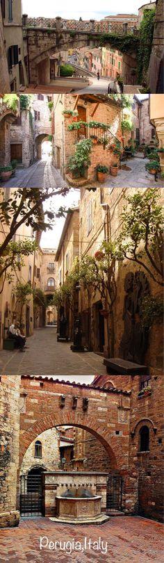 Perugia,Italy Mais