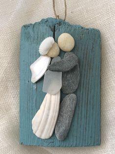Sea Glass Crafts, Sea Glass Art, Seashell Crafts, Beach Crafts, Beach Wedding Decorations, Beach Wedding Favors, Beach Weddings, Wedding Vows, Wedding Ideas
