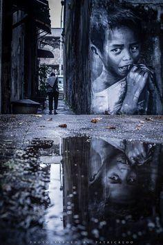 Mural artwork by Julia Volchkova