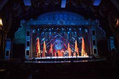 Project Archive + News : Page 2 of 6 : K Brandon Bell : digital media design & development Brandon Bell, Aladdin Broadway, Radio City Music Hall, Stage Set, Live Events, Design Development, Set Design, Building Design, Scenery