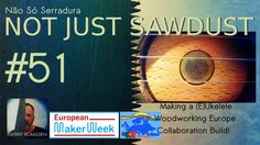 Woodworking Europe Collaboration Build (E)ukelele - New Videos Ukulele, European Flags, Euro Coins, Living In Europe, Video Channel, Social Media Pages, Woodworking Videos, Diy Videos, Collaboration