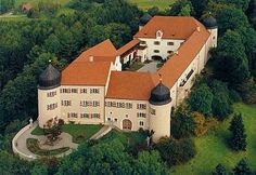 Schloss Kronburg, das Renaissancejuwel im Allgäu