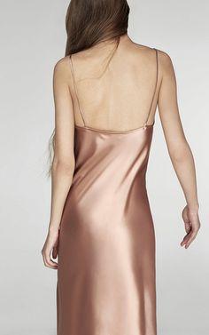 Carrie Silk Slip Dress by Sleeper | Moda Operandi