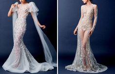 PAOLO SEBASTIAN Couture Fall/Winter 2015