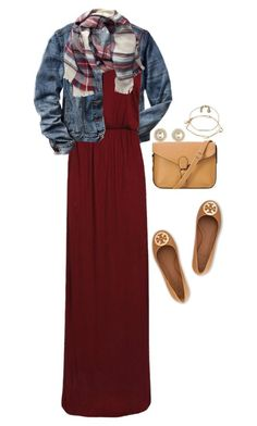 Fall Maxi+ Dedicated Set!!! Read the D by melanie-u on Polyvore featuring polyvore, fashion, style, Boohoo, Gap, Tory Burch, Charlotte Russe, Michael Kors, Pieces and clothing
