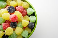 candy in dish | How workplace candy bowls may be affecting your health