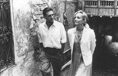 Ralph Fiennes & Kristin Scott Thomas | El paciente inglés