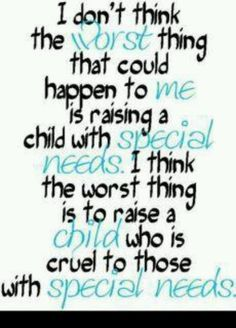 Special Needs Quotes | Special Needs