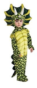 Child's Triceratops Costume.