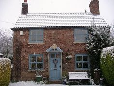 I'd like to fly to a England and spend Christmas day in a quaint cottage. :) K.H.