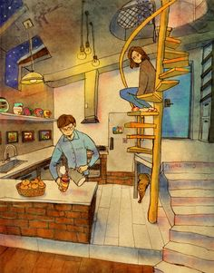 Can relate... <3 Artist Puuung