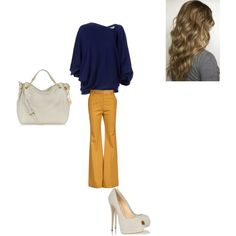 """""""Going in town"""" by skosiboski on Polyvore"""