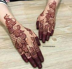 Khafif Mehndi Design, Back Hand Mehndi Designs, Mehndi Designs 2018, Unique Mehndi Designs, Mehndi Designs For Fingers, Dulhan Mehndi Designs, Beautiful Mehndi Design, Mehndi Designs For Hands, Henna Mehndi