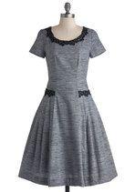 Networking Wonders Dress | Mod Retro Vintage Dresses | ModCloth.com