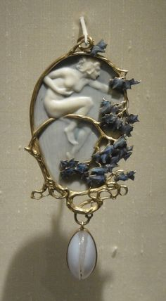 René Lalique. Pendant. We love antiques at Renaissance Fine Jewelry in Vermont. www.vermontjewel.com.  Life is short.... so live with the extraordinary!