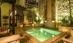 Luxury Home Rental Cartagena - Casa Francis