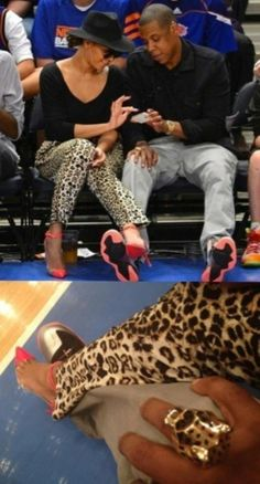 Beyonce and Jay Z ( Love on Top ) OMGEEEEEEE!!! I <3 this ish, Man!!!