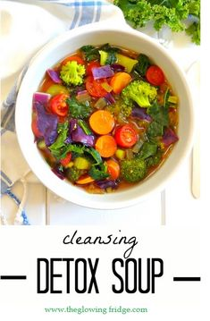 I saw this soup on the glowing fridge.com and knew it would be perfect for breaking fast time. I tweaked it a bit and invite you to do the same After all its just a set of guideline :) I love veget…